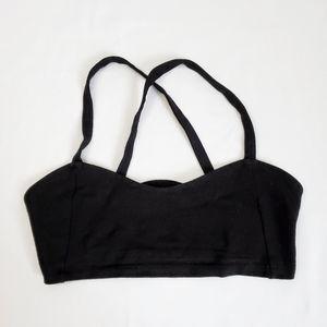 Brandy Melville criss cross bra
